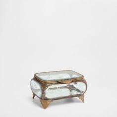 CAJA COFRE - Cajas - Decoración | Zara Home México