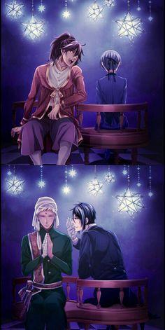 Kuroshitsuji / #anime