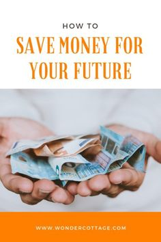 how to save money fo