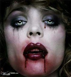 Vampire tear