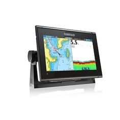 Charts and Maps 179987: Simrad 000-13212-008 Go9 Xse 9 Plotter Totalscan C-Map Insight Pro -> BUY IT NOW ONLY: $1229 on eBay!