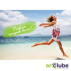 Dica importante para deixar o corpo transpirar sem nenhum problema, afinal, é verão!