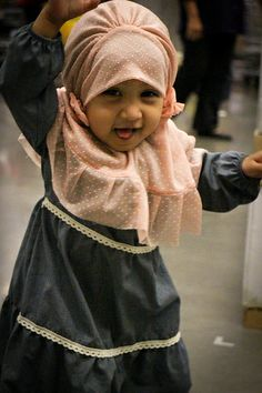 Dehijab Shop: https://www.facebook.com/deHIJAB.Boutique #hijab #kids #islam #muslim