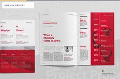 Annual Report #Ad #Annual, #affiliate, #Report Brochure Folds, Brochure Template, Report Template, Book Layout, Page Layout, Annual Report Layout, Company Profile Template, Schedule Design, Design Presentation