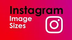 How to pick the correct Instagram image size