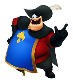 This guy has been around for so long that he's actually OLDER THAN OSWALD! Disney Villains, Disney Characters, Fictional Characters, Kingdom Hearts Characters, Bioshock, Street Fighter, Resident Evil, Legend Of Zelda, Live Action