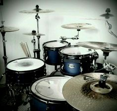Tama hyperdrive.... Band Rooms, Drum Music, Drummer Boy, How To Play Drums, Drum Kits, Sound Of Music, Drummers, Acoustic, Instrumental