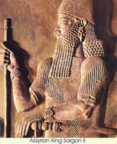 In 721 B.C, the Assyrian king Sargon II, laid a protracted siege on the Israeli city of Samaria. After Samaria fell, the Samarian upper class was deported to Assyria and Babylon. Samaria was repopulated with Assyrians and Babylonians.  #TaraMedium