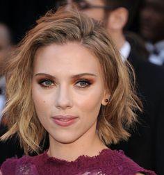 Veja as mais lindas fotos de cortes de cabelos para rosto redondo! Selecionamos fotos com ideias incríveis para quem tem este formato de rosto!