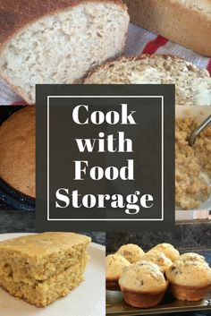 Food Storage Recipes Looking for ways to use your food storage? Here are some GREAT Food Storage Recipes that have been approved by my family and friends! Tried and True Food St Emergency Preparedness Food Storage, Prepper Food, Emergency Food, Survival Food, Survival Tips, Survival Shelter, Survival Skills, Wilderness Survival, Long Term Food Storage