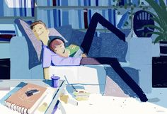 Pascal Campion Another Great Nap