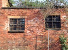Urban Wandering - abandoned buildings, Camden Street area, Jewellery Quarter, Birmingham #psychogeography