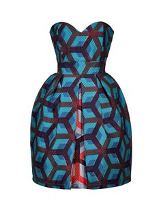 SIKA BOUTIQUE — Candice Dress ♥AFRICAN INSPIRED♥