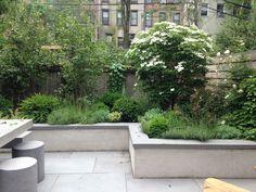 Brooklyn back garden Lindsey Taylor