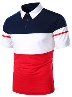 Camisa Polo, Stylish Mens Outfits, Casual Outfits, Golf Shirts, Tees, Men Shirts, Anti Uv, Collar Shirts, Beige