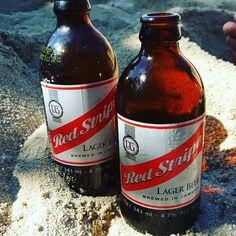 Red Stripe country! #thisisjamaica #redstripe #redstripebeer #brew #jamaica #islandvibes #islandliving by miamifoodcritic