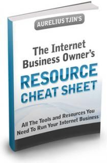 Resource Cheat Sheet