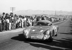 1953 Carrera Panamericana winning Porsche 550-002 . . . The birth of the CARRERA Legacy