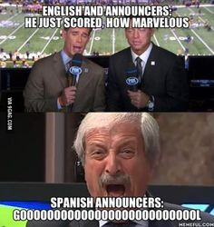 Univision just does a better job