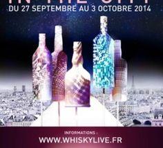 Spirits in the City à Paris : la carte des cocktails.  L'abus d'alcool est dangereux pour la santé.  A consommer avec modération.