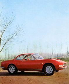 """1965 Pininfarina Fiat Dino """"Speciale"""" Prototipo"""