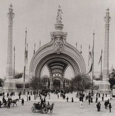1900 World's Fair in Paris