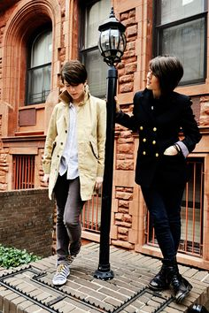 #women #gay Tegan and Sarah - Earlier this year we spoke to Tegan and Sara about their forthcoming seventh album.