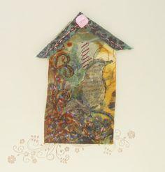 Collage Birdhouse