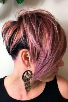 Nouvelle Tendance Coiffures Pour Femme 2017 / 2018 14 Coups de cheveux en couches courtes adorables pour les coupes de cheveux en été FunShort sont
