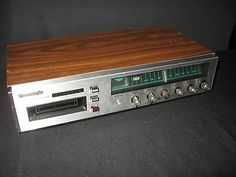 Vintage Panasonic RS-8175 AM/FM 8-Track Stereo Recorder - Works