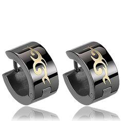 14K Solide Or Jaune Coeur Forme Clous une paire de boucles d/'oreilles avec bouchons silicone DPT