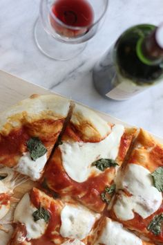 homemade pizza, pizz
