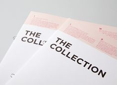 Gallery guide designed by Charlie Smith Design for the Simone Handbag Museum