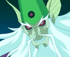 Animated Legion Chronology: Mordru appears briefly in Justice League Unlmited (season 1, episode 7).