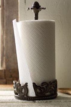 Gracious Goods Paper Towel Holder