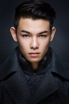 """Image of Ryan Potter - Mother is of Caucasian descent. Father is of Japanese descent. """" - NativeFilmEnthusiast"""