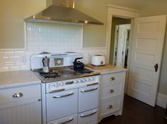 Wedgewood Stove traditional kitchen