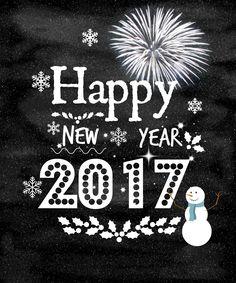 Happy New Year 2017 by Meihsia Liu