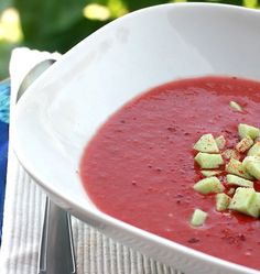 Gazpacho for preside