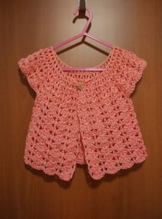 crochet toddler cardigan cotton for ages 1 to 3 years by yrozafcrocheting on Etsy Crochet Cardigan, Crochet Top, Toddler Cardigan, Crochet Toddler, Button Flowers, Your Girl, 3 Years, Crochet Projects, Cotton