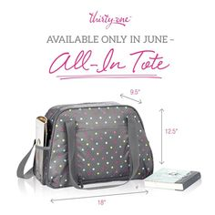 June Exclusive.  Ask me how to get yours!!! #joyfulltotesandjewels