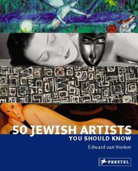 This book by a rabbi who is also an art historian and curator of the Jewish Historical Museum in Amsterdam presents fifty prominent Jewish artists from the past two centuries.