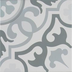 MS International Flori Encaustic 8 in. x 8 in. Glazed Porcelain Floor and Wall Tile (5.33 sq. ft. / case)