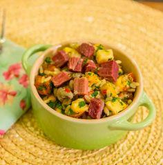 Aprenda essa receita de baião de dois ensinado pela chef Morena Leite!