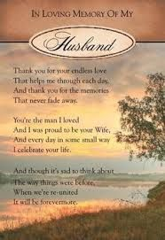 loss of a husband quotes - Google Search