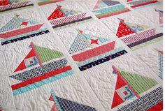 Cotton Way: NEW Daysail Patterns! YAY!!!