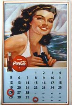 vintage coke signs | Vintage Tin/ Enamel/ Porcellain Signs (Page 65) of Miscellaneous Years
