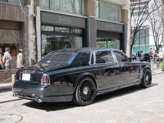 Rolls-Royce Phantom and Drophead Coupe