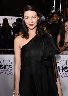 @caitrionambalfe I think this is the best pic of the night, Cait. Congrats to you and Sam!