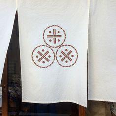 米屋の暖簾デザイン。 #吉祥寺 #米 #暖簾 #デザイン #design #kichijoji